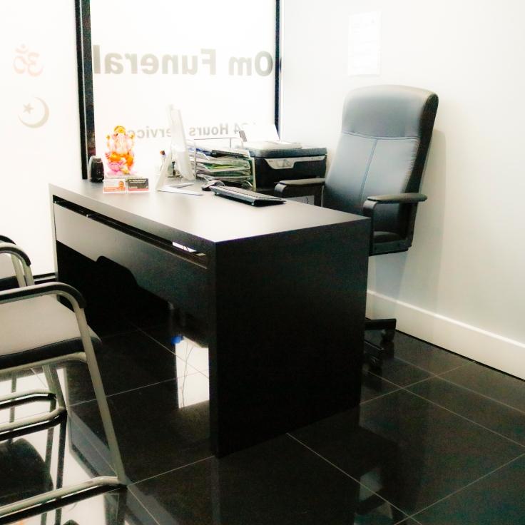Arrangement Office1
